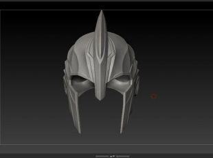 ORM bataille casque masque 1:1 n'importe quelle taille precommande