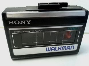 Vintage SONY Walkman WM 31 Stereo Cassette Player   13 Reasons Why > Collectible | eBay