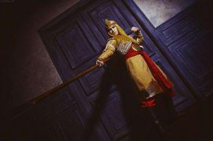 Costume de Prince Nuada (COSTUME complet pour la vente)