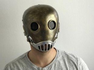 Kroenen masque Karl Ruprecht masque/casque   1:1 Scale   portable   parfait vor Hellboy Cosplay, tenue de Hellboy, Kroenen Cosplay