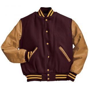 Augusta 224183 Varsity Jacket | eBay