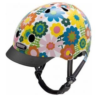 Nutcase Junior In Bloom Helmet | eBay