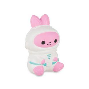 Ultra Galaxy Gang Astronaut Bunny Rabbit Squishy Toy