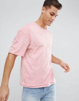 Jack & Jones Originals   T shirt à emmanchures basses effet surteint at asos.com