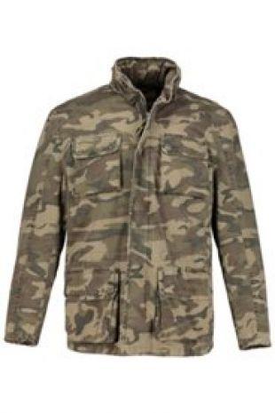 Veste camouflage portée par Frank Castle