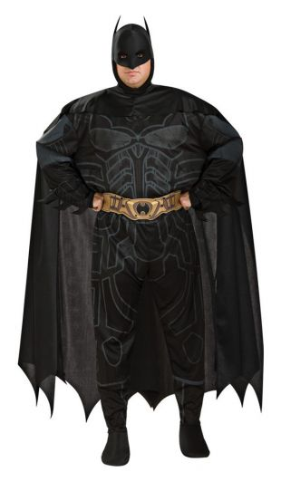 Batman Adult Costume Replica