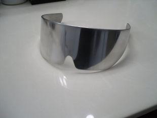 Doc Brown 2015 Glasses / Sunglasses Back to the Future II Movie Prop Replica