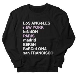 City Love Crewneck Sweatshirt