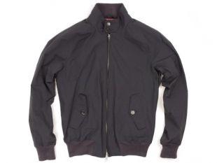 Baracuta Men's G9 Classic Jacket, Navy, Blue, 44
