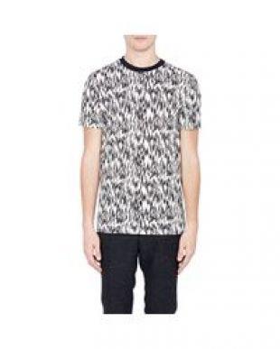 Abstract Animal Print T-Shirt