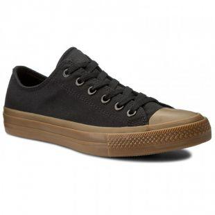 Converse Sneakers Ctas II Ox 155501C Black/Black/Gum