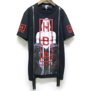 Triptych Double-Zip T-Shirt by Hood