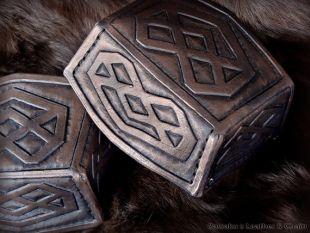 Thorin Boot Caps - Hobbit Movie Costume