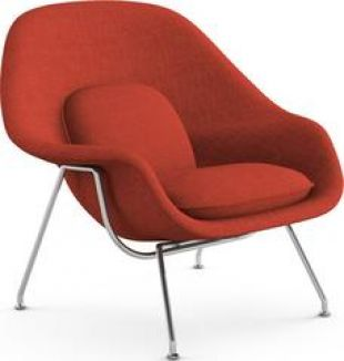 Print Knoll Womb Chair Medium