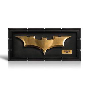 Batman: The Dark Knight Rises Movie Batarang Prop Replica