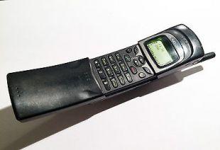 Nokia 8110i black sim free unlocked with extended 2x1600 mAh cells