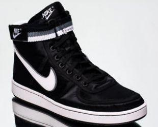 Nike Vandal High Supreme men lifestyle sneakers NEW black white grey 318330 001    eBay
