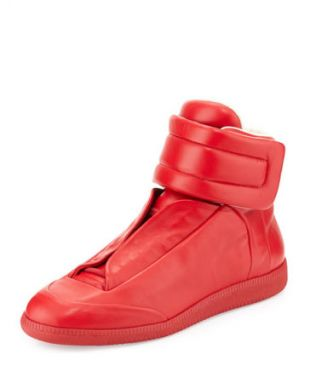 Maison Margiela Men's Future High-Top Sneakers