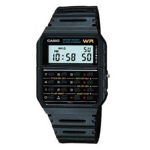 Casio CA53W 1 Mens Databank montre