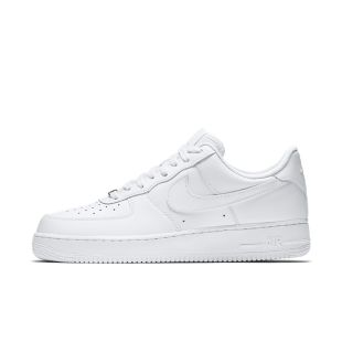 Sneakers Nike Air Force one white Eggsy (Taron Egerton) in