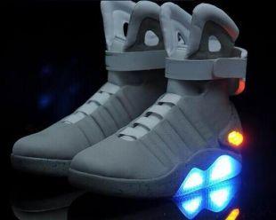 Nike Air Mag Back To The Future LED Size 10 (UA)  | eBay