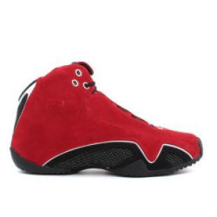 Les sneakers Air Jordan 21 Rouge dans Fast & Furious : Tokyo