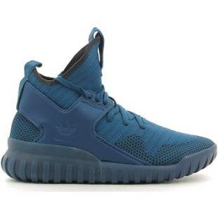 adidas tubular x primeknit bleu marine