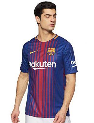 Le maillot Nike du FC Barcelone 2018 2019 porté par Lil Pump
