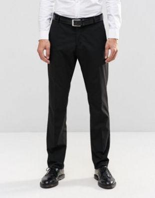 Selected Homme - Pantalon de costume stretch coupe slim