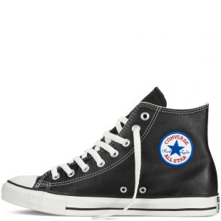 arco puente Mm  The Converse Chuck Taylor leather black Will Smith in I, Robot | Spotern