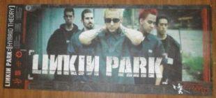 "Linkin Park poster promo ""Hybrid Theory"""