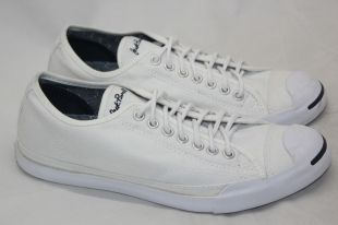 Converse Jack Purcell Sneakers Lace Up Low Top