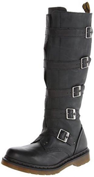Boots Dr. Martens, Carol Peletier (Melissa McBride) in The