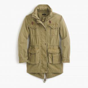 Fatigue jacket