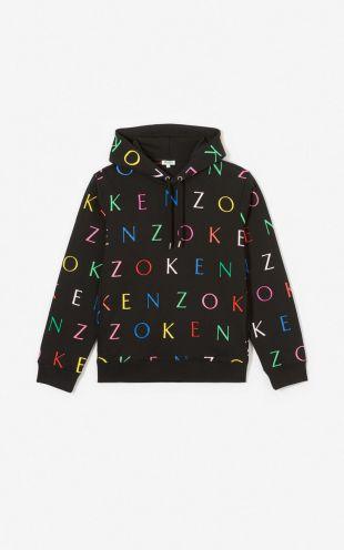 Kenzo Sweatshirt 'Multilogo'