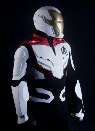 Quantum costume Avengers / Inifinity guerre / Iron man / captain America