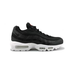 Nike Baskets Air Max 95 Premium Noir/Blanc