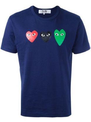 t shirt à Logo Imprimé