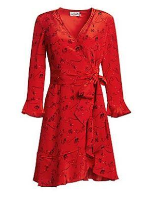 Giorgia Print Dress