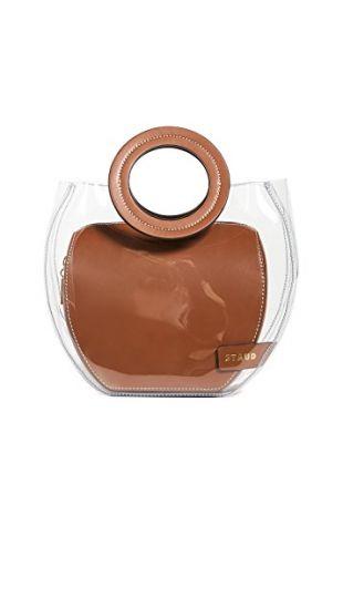 Staud Frida Brown Bag