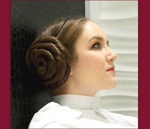 0889698111065 Funko Peluche Star Wars Princesse Leia Plushies 18cm