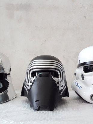 casque de Kylo Ren