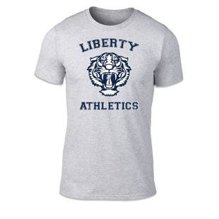 Liberty Athletics - Tiger (13 Reasons Why)