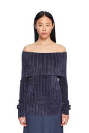 Daphne Off-The-Shoulder Sweater