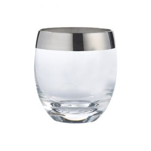 Madison Avenue Whiskey Glass by Wine Enthusiast Companies