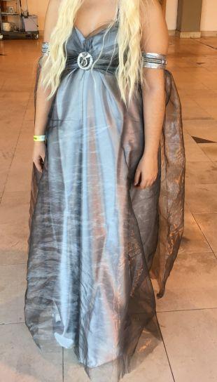 Khaleesi (Daenerys Targaryen) Wedding Dress - Game of Thrones Costume