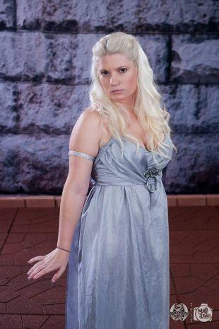Daenerys Targaryen Wedding Dress