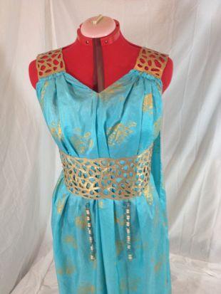 Daenerys Qarth Dress-Game of Thrones Custom Made