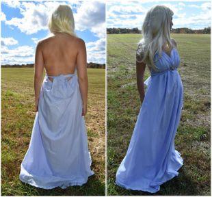 Daenerys Targaryen's Wedding Dress; Khaleesi Costume; Mother of Dragons; Game of Thrones Costume; GoT Cosplay; Daenerys Stormborn; Goddess