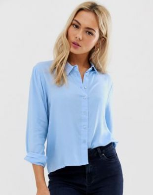 JDY casual cotton shirt